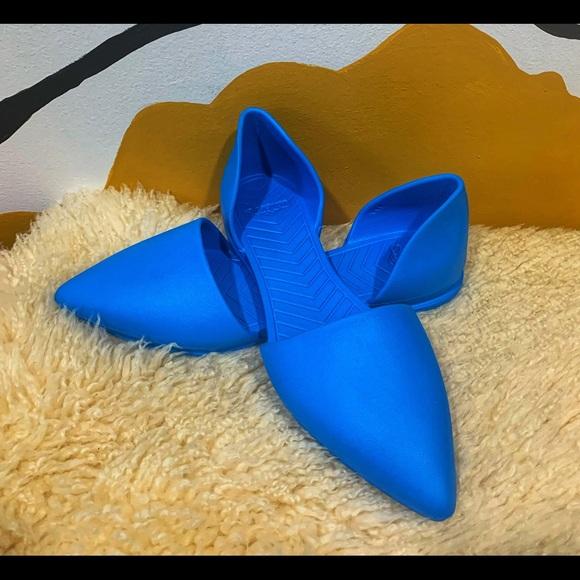 Native Audrey Flats Blue Size 9